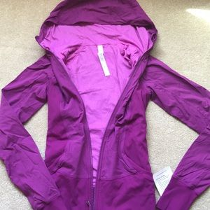 New reversible lululemon In flux jacket